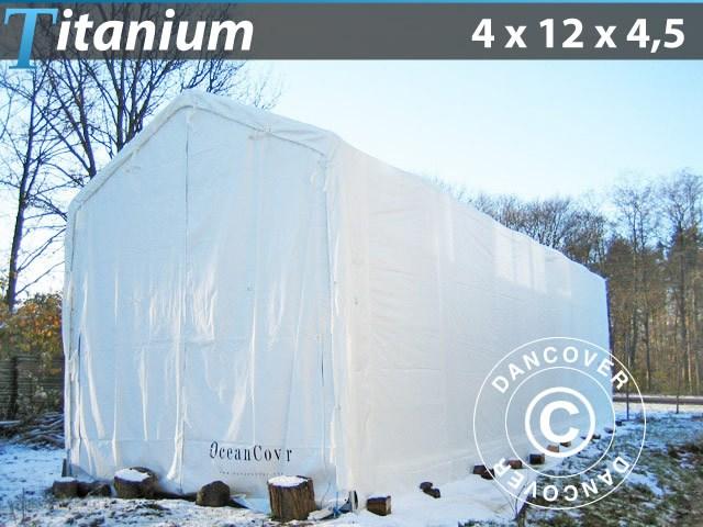 Lagerzelt Titanium 4 x 12 x 4,5 m