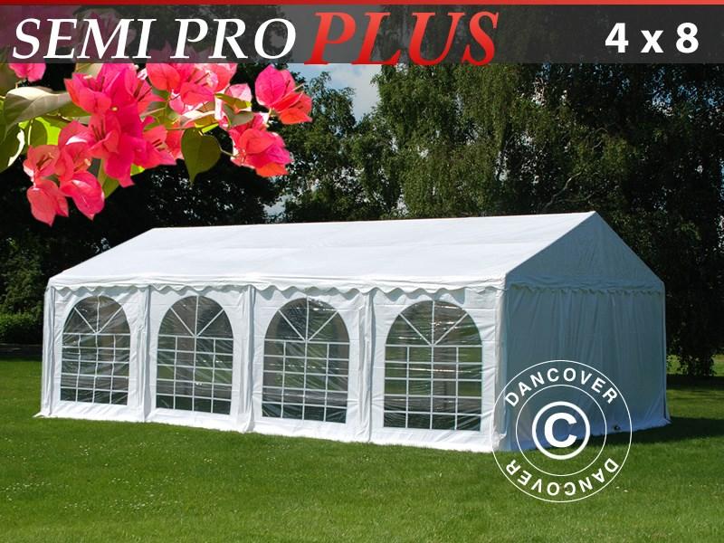 Partyzelt-Semi-Pro-Plus-4x8-m